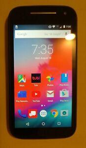 Motorola Moto E (2nd Gen) XT1528 8GB (Verizon) Smartphone 4G LTE Great condition