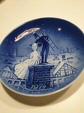 Christmas plate 1974 Desiree