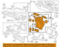 GM OEM Evaporator Heater-Ac & Heater Case 20917742