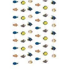 Girlande Korallenriff-fische 6 Stk. 2 M