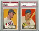 1952 Topps Baseball Cards 66