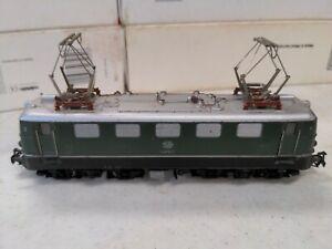 VTG Marklin 3037 Ho Scale Märklin Green Electric Locomotive DB Class 141 TESTED