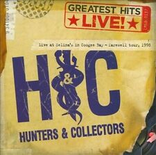 Greatest Hits Live by Hunters & Collectors (CD, Jun-2011, Liberation)
