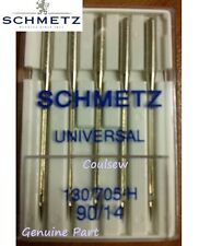 OVERLOCKER MACHINE NEEDLES FITS BROTHER 1334D 1034D 3034D 4234D 929D Uni 90/14