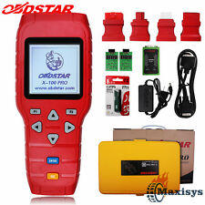 OBDSTAR X-100 PRO (C+D+E) Auto Programmer Immobilizer Odometer Correction Tool