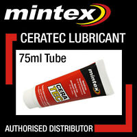 MINTEX ANTI-BRAKE SQUEAL GREASE CERATEC 75ml TUBE LUBRICANT DISC BRAKES CERA TEC
