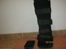 Unisex Cam Walker Boot Excellent Condition Size Large