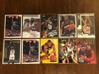 Wesley Person - Phoenix Suns - 10 Basketball Card Lot - No Duplicates