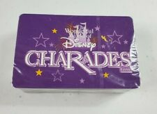 The Wonderful World Of Disney Charades Game Replacement Card Pack New CD