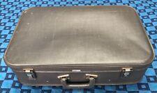 Belle ancienne valise rétro vintage H 16 L 60 l 39 cm #20