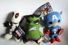 MARVEL Assemble Universe Nerdblock Mixed Plush Hulk/Deadpool/Captain America