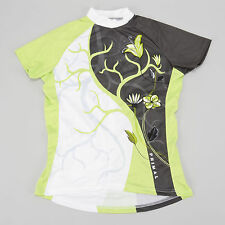 Women's Regular Size Polyester Primal Cycling Jerseys