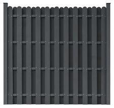 151-180 cm hohe Gartenzäune & Sichtschutzwände ohne Angebotspaket