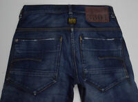 G-Star Raw 'ROTOR STRAIGHT' Medium Aged Jeans W30 L32 EUC RRP $289 Mens