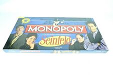 NEW SEALED - SEINFELD MONOPOLY - ORIGINAL