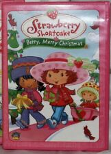 Strawberry Shortcake: Berry, Merry Christmas Dvd, The Incredible World of DiC