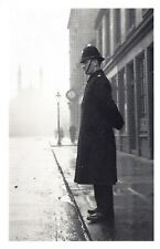 Nostalgia Postcard Policeman in the Gorbals, Glasgow 1948 Reproduction Card NS57