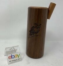 Genuinely Amish Crafted Owl Hooter / Owl Call - Wooden - New, Unused!