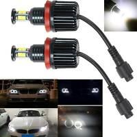 Angel Eyes H8 120W CREE LED Marker Halo Light For BMW E82 E90 E92 E60 E61 E63 U2
