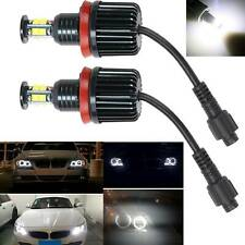 Angel Eyes H8 120W CREE LED Marker Halo Light For BMW E82 E90 E92 E60 E61 E63 U2