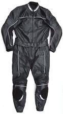 Top SUOMY Gr. 58 Zweiteiler Lederkombi schwarz Zweiteilig Leather Suit