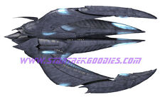 Star Trek: Enterprise VINYL DECAL / STICKER Cool Cut-Out Xindi Insectoid Ship!