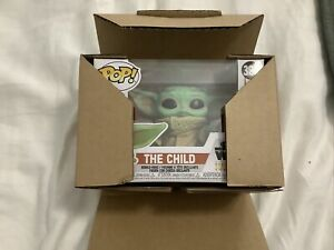 Funko Pop! 48740 Star Wars The Mandalorian Baby Yoda The Child
