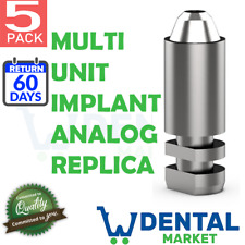 X 5 Multi Unit Implant Analog Replica