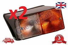 PAIR Ford Tractor Front Light RH LH 4100 4110 4600 5610 6610 7610 New Holland