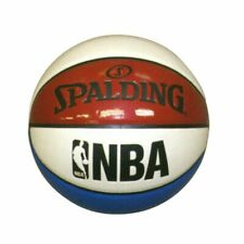 Spalding Basketball Nba Under Glass Size7 Tricolor 74-973Z With Tracking