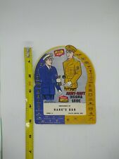 Vintage Army-Navy Insignia Guide Hanks Bar Platte Center Neb