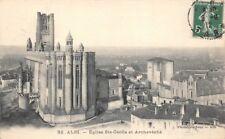 ALBI - Eglise  Ste Cécile et Archevêché