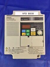 Omron Sysdrive 3G3JV Inverter 3G3JV-A4004-A