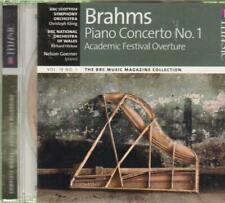 Brahms(CD Album)Piano Concerto No.1-BBC-VG