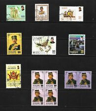BRUNEI .. GREAT STAMPS