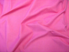 Pink Cerise Canvas Fabric Medium Weight 100%Cotton 150cm Wide Sold Per MFREE P+P