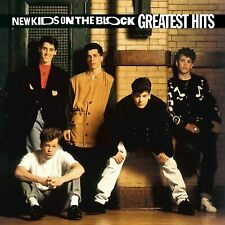 New Kids on the Block: Greatest Hits CD (More NKOTB in my eBay Store)
