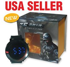 Japanese Cross Fire Crossfire Anime Digital Wrist LCD LED Watch WWB4