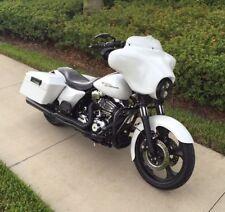 "Harley Davidson Street Glide 21"" Front Fender Wrapper Style, Fiberglass - FLHX"