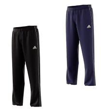 adidas Jogginghose Herren Sporthose Trainingshose RV Taschen schwarz blau lang