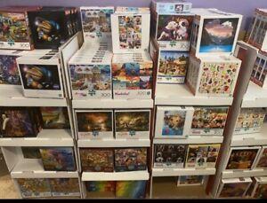 Buffalo Games Puzzle Bundle - You Choose any 15