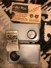 Vintage Auto Parts Window Dash Mounting Part In Box Fits 1949 Chevrolet Truck
