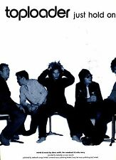 Just Hold On - Toploader - 2000 Sheet Music