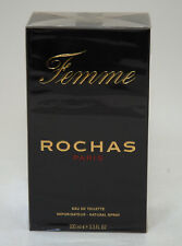 FEMME ROCHAS EAU DE TOILETTE 100 ML SPRAY 2011 EDITION