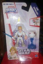 Star Wars - Playskool Galactic Heroes - Luke Skywalker - NIB