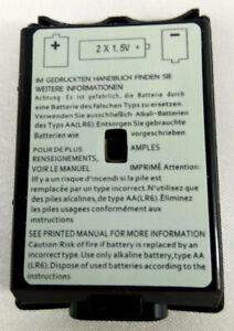 Cache Pile Couvercle Batterie Noir Neuf pour Manette Xbox 360