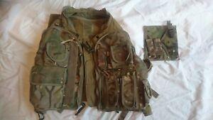 Rare British Army MTP Waistcoat AFV Crewman 180/116 ( Body Armour Cover )