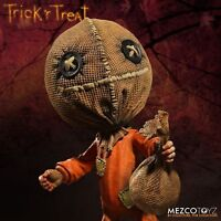 "Mezco TRICK 'R TREAT: SAM 6"" STYLIZED VINYL FIGURE inc. Lollipop & Sack"