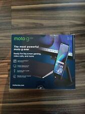 Motorola Moto G100 5G - 128GB - Slate Grey (Ohne Simlock) (Dual SIM) Neu & OVP