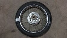 1972 Honda CB350 CB 350 H954-6' rear wheel rim 18in